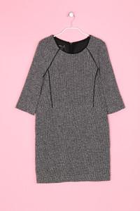 MANGO SUIT - Kleid mit Viskose - S