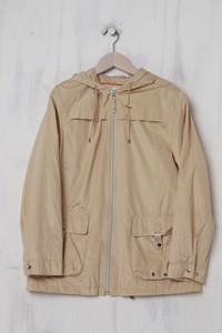 Alba Moda - leichte Jacke mit Kapuze - M