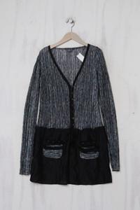 custo BARCELONA - Midi-Kleid mit tiefem Ausschnitt - L