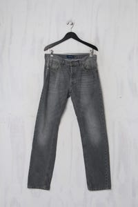 Massimo Dutti - Used Look-Jeans - S