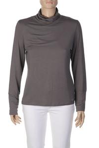 LUISA CERANO - Strick-Pullover aus Viskose-Blend mit Rollkragen - L