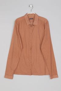 Marc O´Polo - Bluse mit Print aus Baumwolle - S