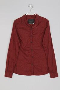 MAISON SCOTCH - Bluse mit Punkten aus Baumwolle - S