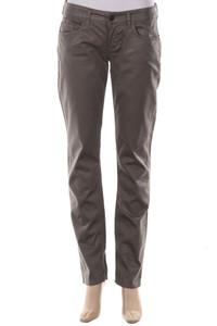 LIU JO - Skinny-Hose mit Metallik-Effekt - M
