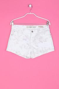 ZARA TRAFALUC - Shorts mit floralem Muster - S