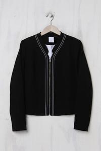Alba Moda - leichte Jacke mit Reißverschluss - XL
