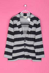 DIESEL - Jersey-Blazer mit Streifen aus Baumwolle - XL
