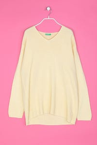 UNITED COLORS OF BENETTON - Strick-Pullover - XL