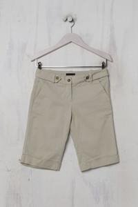 SISLEY - Shorts mit Riegeln - XXS