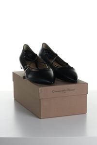 Gianvito Rossi - Ballerinas aus Leder - 41